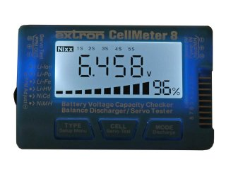 Cell Meter 8